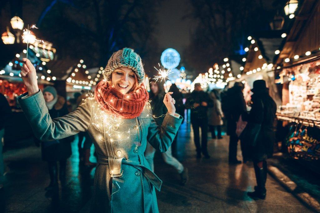 Julemarked i Kraków!