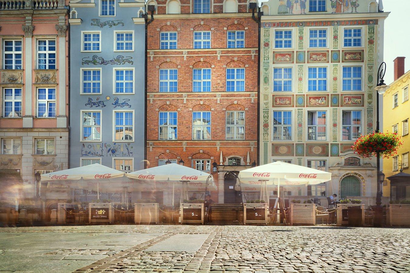 Rimelige ferie på luksushotell i Gdańsk. ****IBB